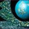 Декор елочки и шара с рельефом